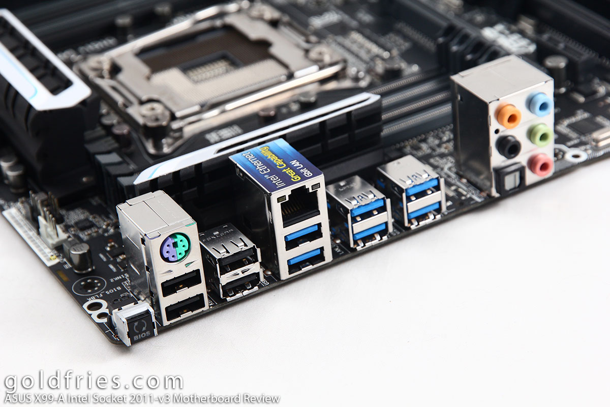 ASUS X99-A Intel Socket 2011-v3 Motherboard Review
