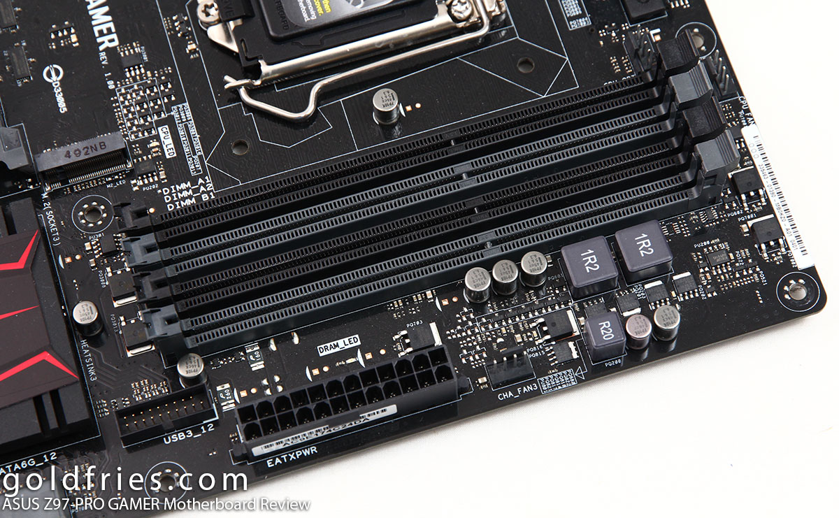 ASUS Z97-PRO GAMER Motherboard Review