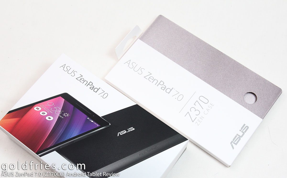 ASUS ZenPad 7.0 (Z370CG) Android Tablet Review