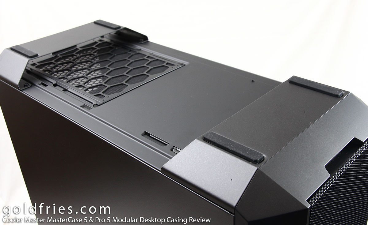 Cooler Master MasterCase 5 & Pro 5 Modular Desktop Casing Review