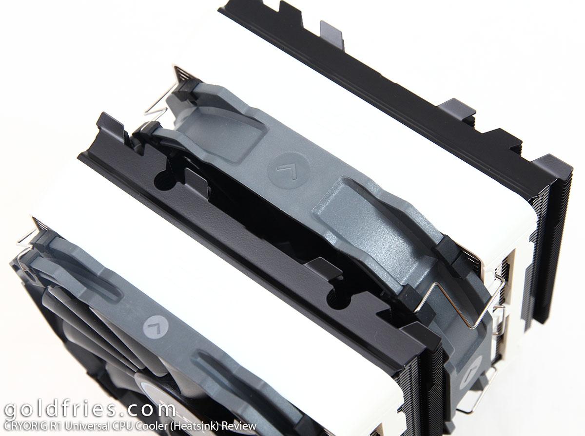 CRYORIG R1 Universal CPU Cooler (Heatsink) Review