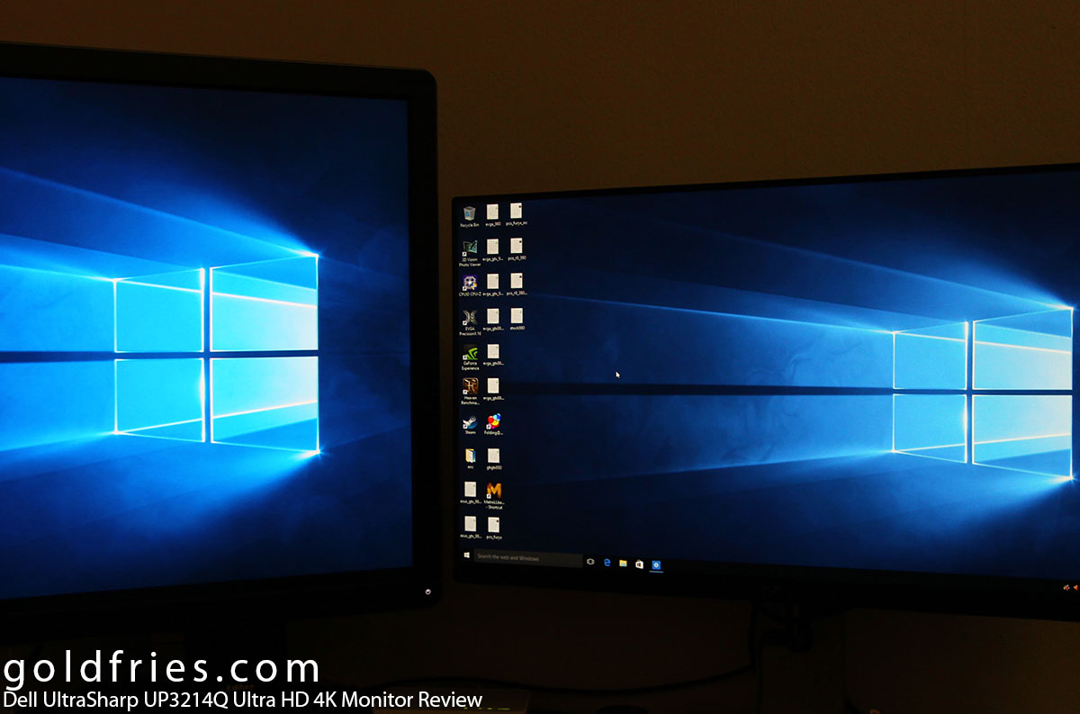 Dell UltraSharp UP3214Q Ultra HD 4K Monitor Review