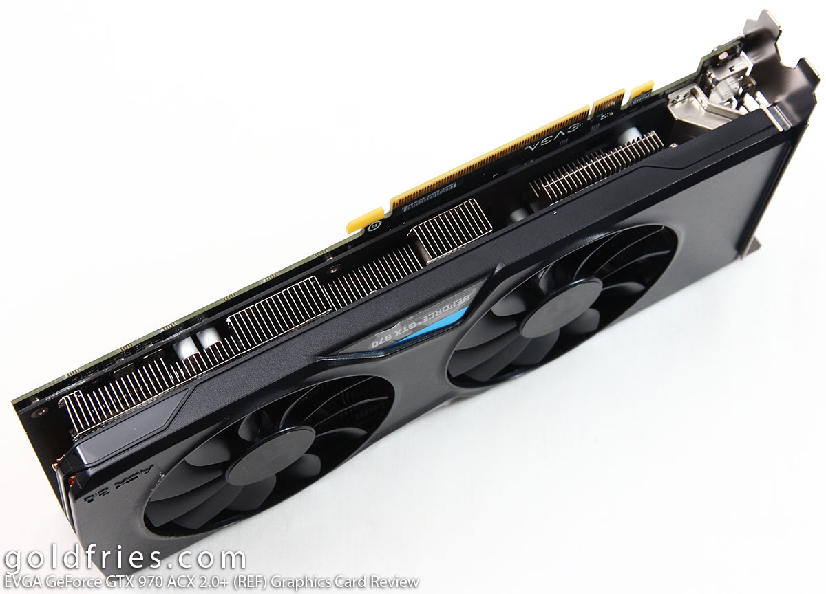 EVGA GeForce GTX 970 ACX 2.0+ (REF) Graphics Card Review