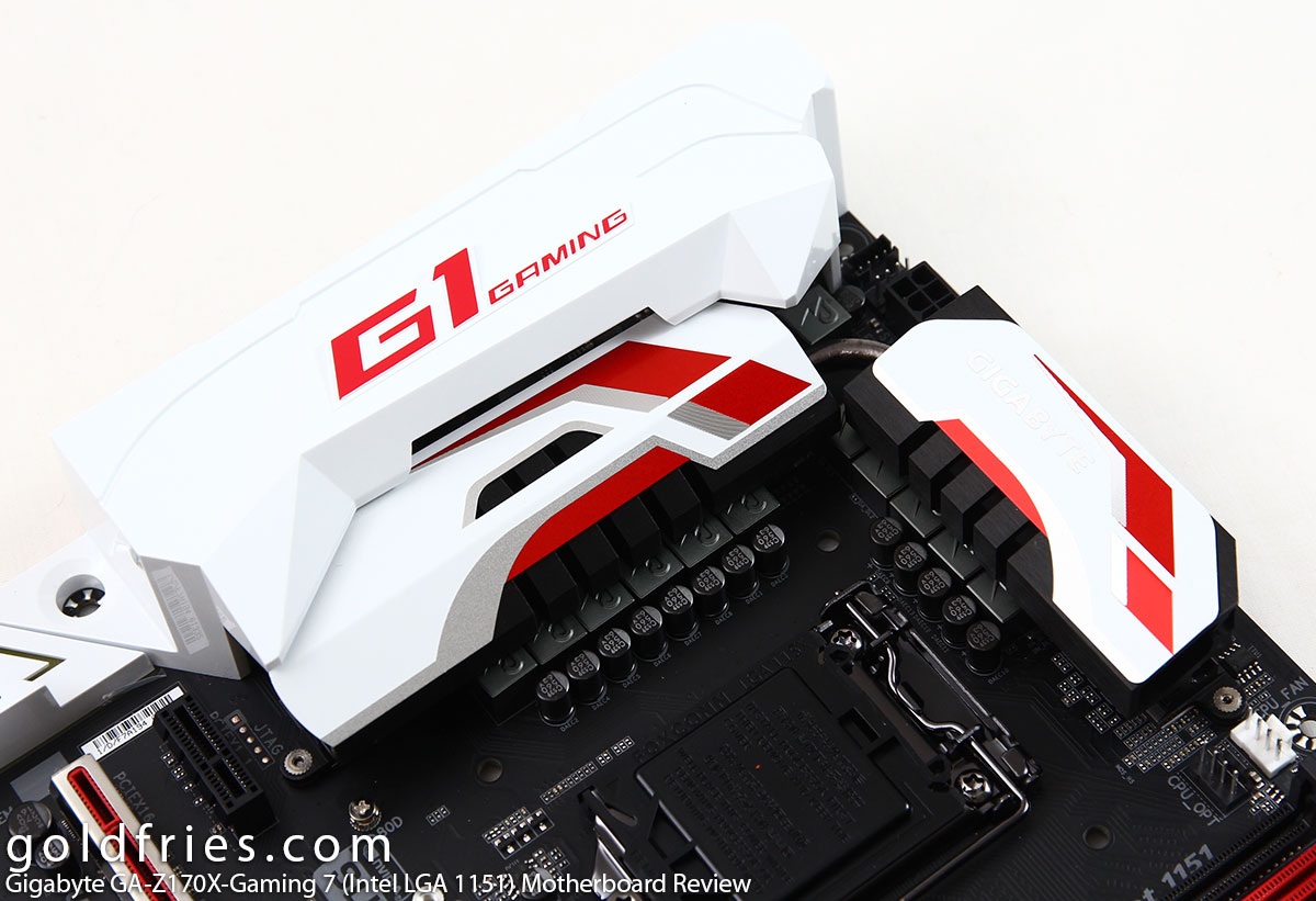 Gigabyte GA-Z170X-Gaming 7 (Intel LGA 1151) Motherboard Review