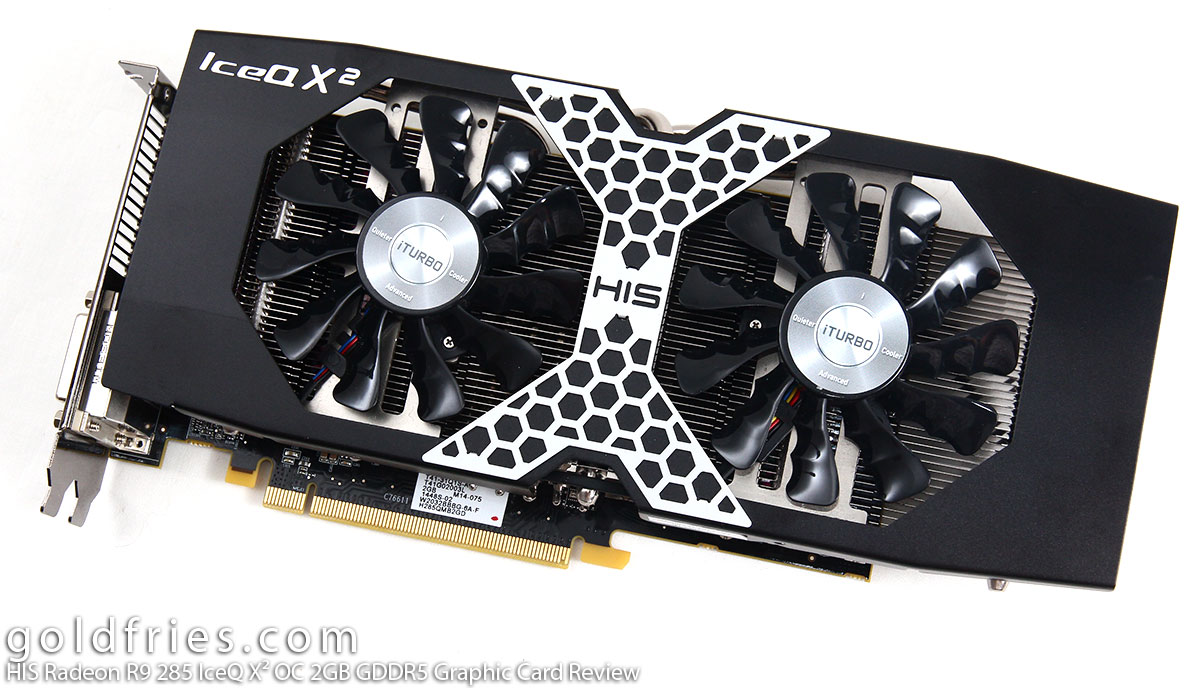 HIS Radeon R9 285 IceQ X² OC 2GB GDDR5 Graphic Card Review