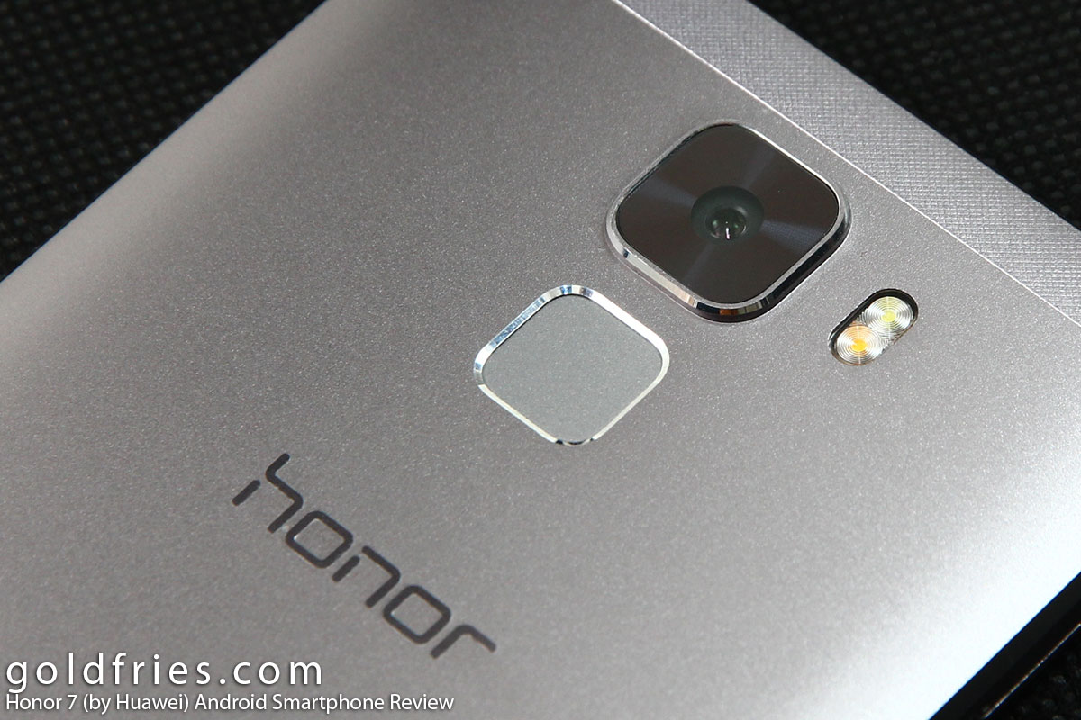 Honor 7 (by Huawei) Android Smartphone Review