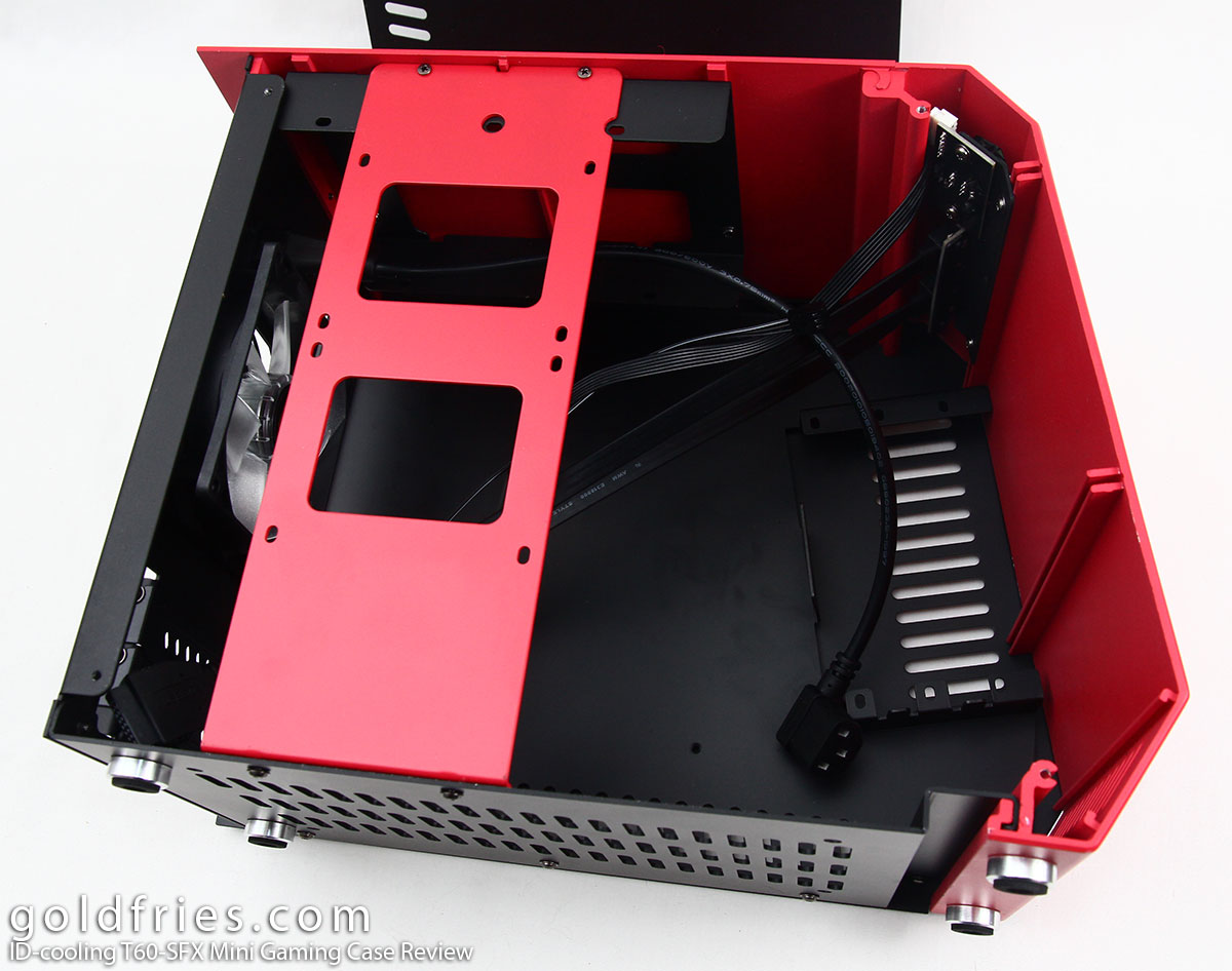 ID-Cooling T60-SFX Mini Gaming Case Review