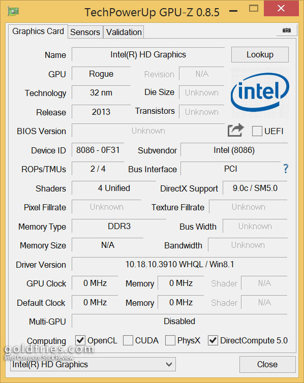 Intel Compute Stick Review