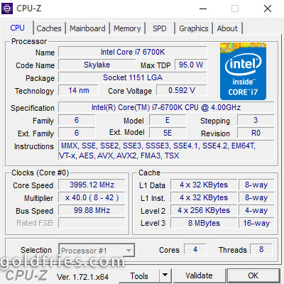 Intel Core i7-6700K (Skylake) Processor Review