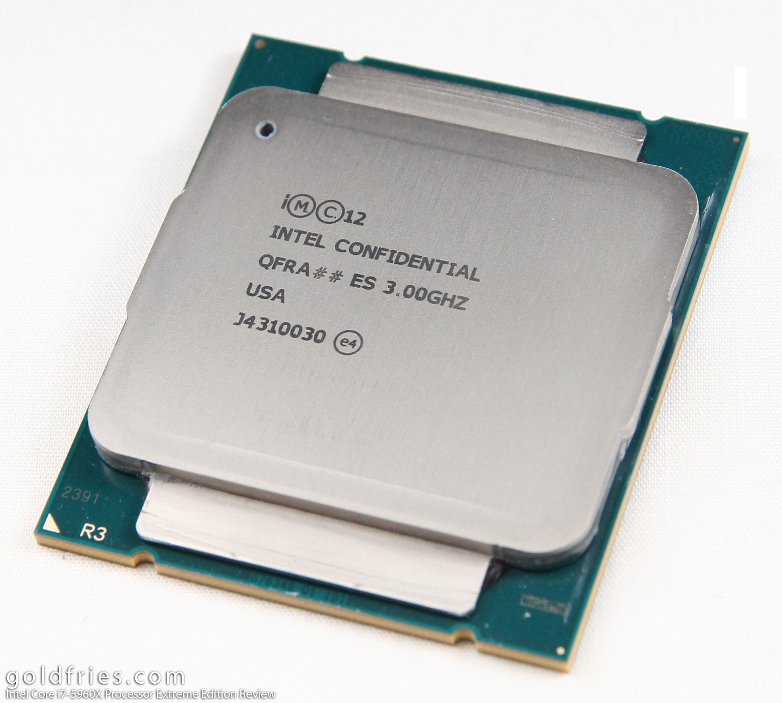 Intel Core i7-5960X Processor Extreme Edition Review