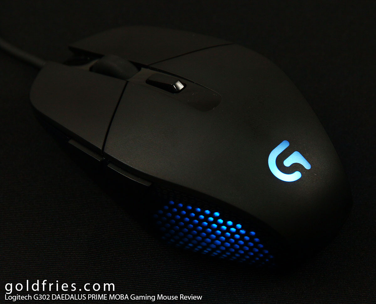 logitech g302 daedalus prime moba gaming mouse review goldfries. Black Bedroom Furniture Sets. Home Design Ideas