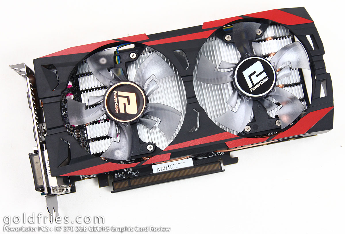 PowerColor PCS+ R7 370 2GB GDDR5 Graphic Card Review