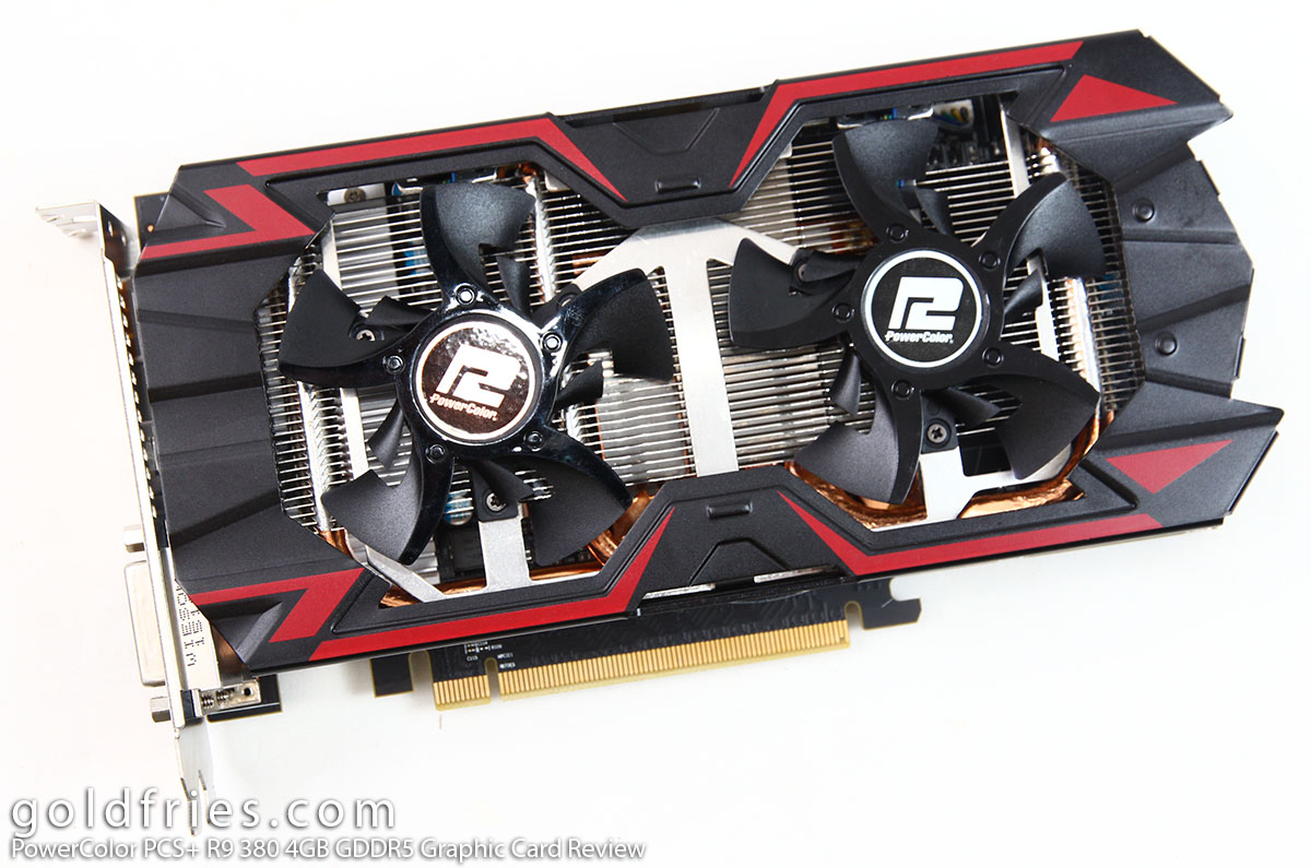 PowerColor PCS+ R9 380 4GB GDDR5 Graphic Card Review