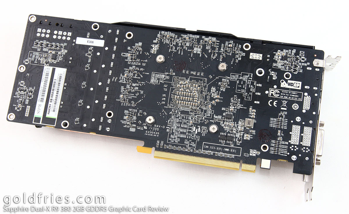 Sapphire Dual-X R9 380 2GB GDDR5 Graphic Card Review