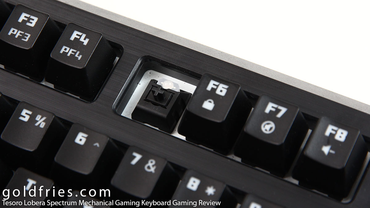 Tesoro Lobera Spectrum Mechanical Gaming Keyboard Review