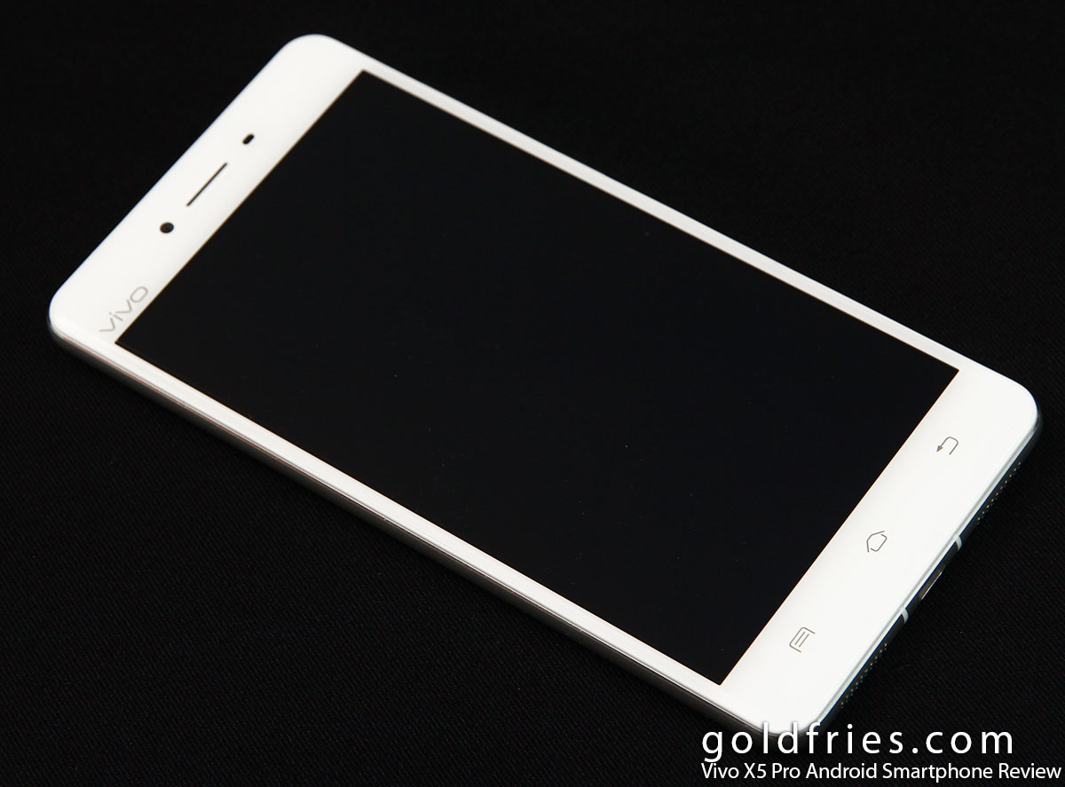 Vivo X5 Pro Android Smartphone Review