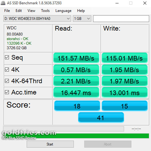 WD Blue SSHD Review - Exploring The Potential of SSHD