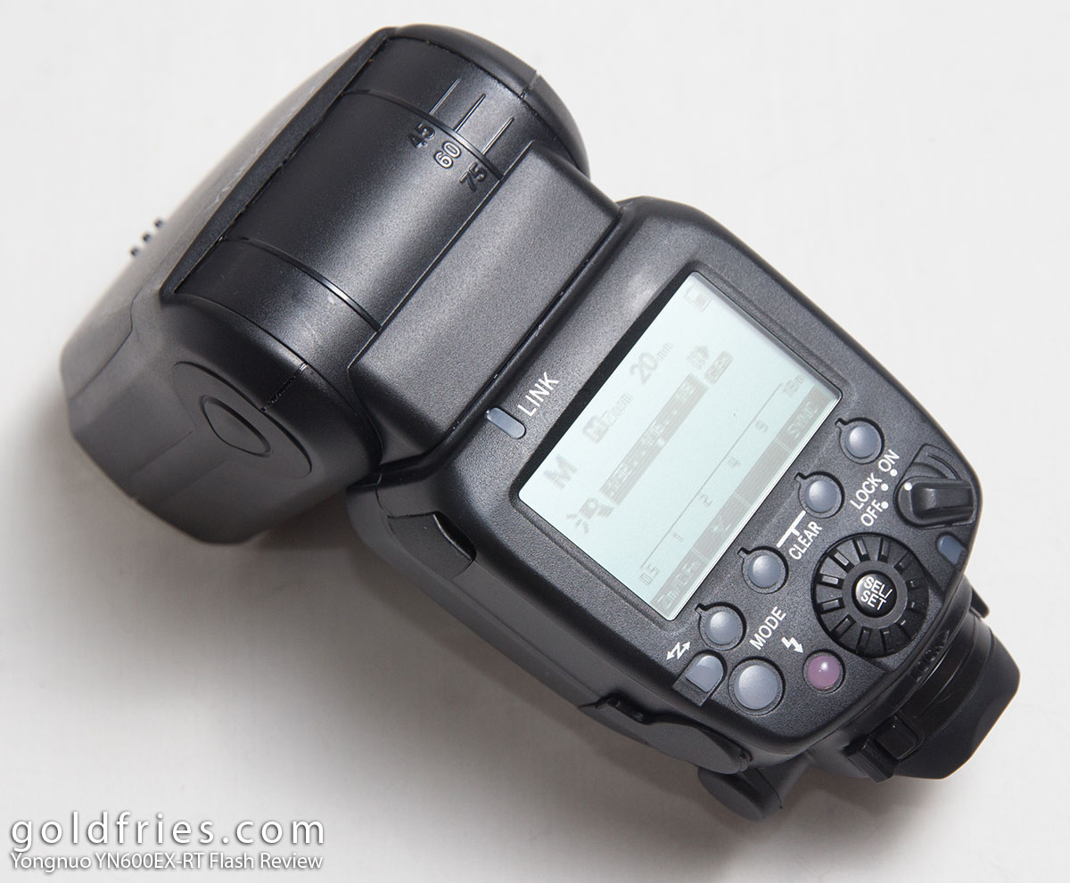 Yongnuo YN600EX-RT Flash Review