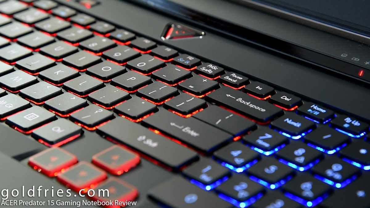 ACER Predator 15 Gaming Notebook Review