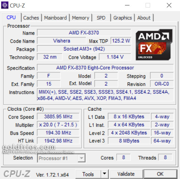AMD FX-8370 (Vishera) 8-Core Processor Review 2