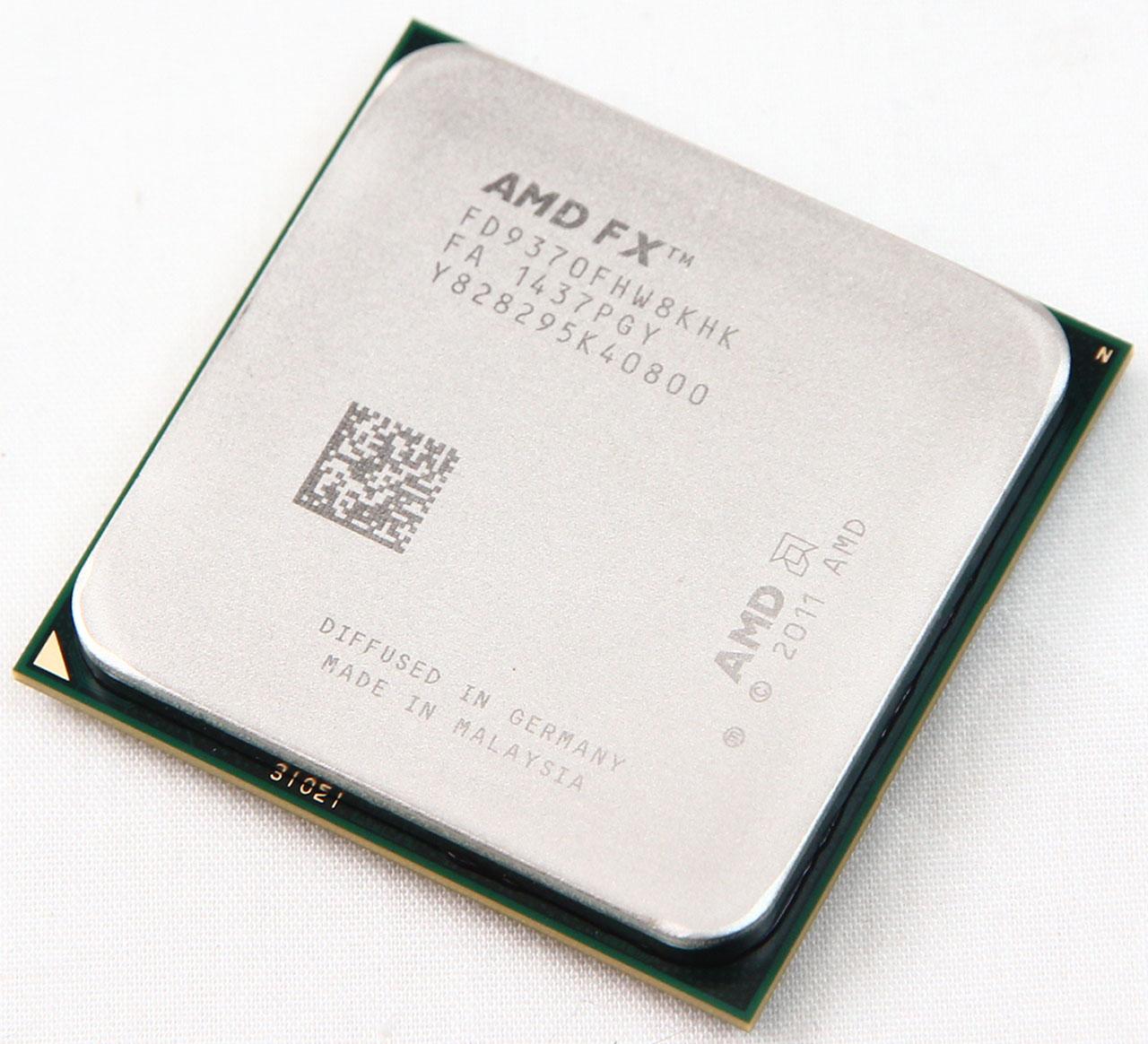 AMD FX-9370 (Vishera) 8-Core Processor Review 1