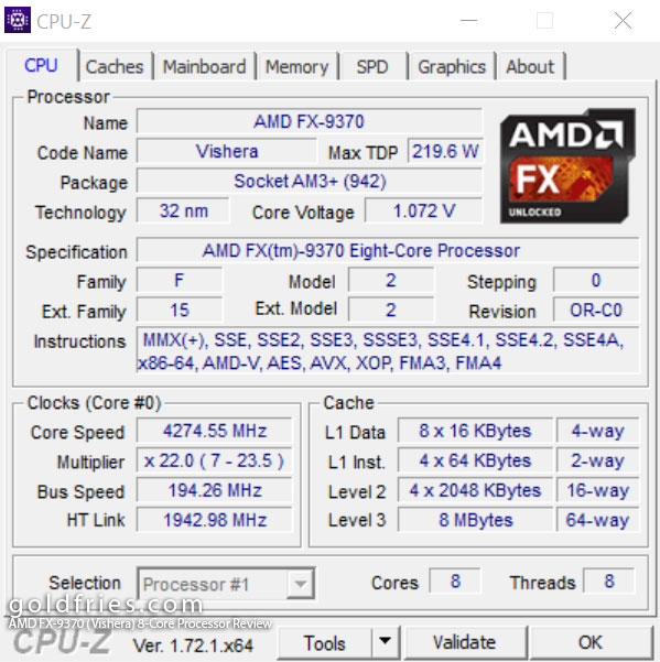 AMD FX-9370 (Vishera) 8-Core Processor Review 2