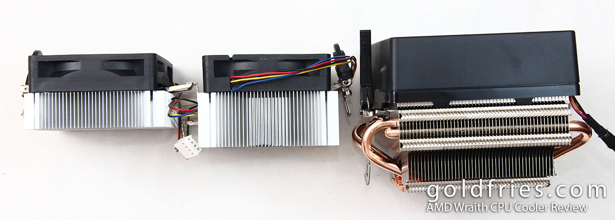 AMD Wraith CPU Cooler Review