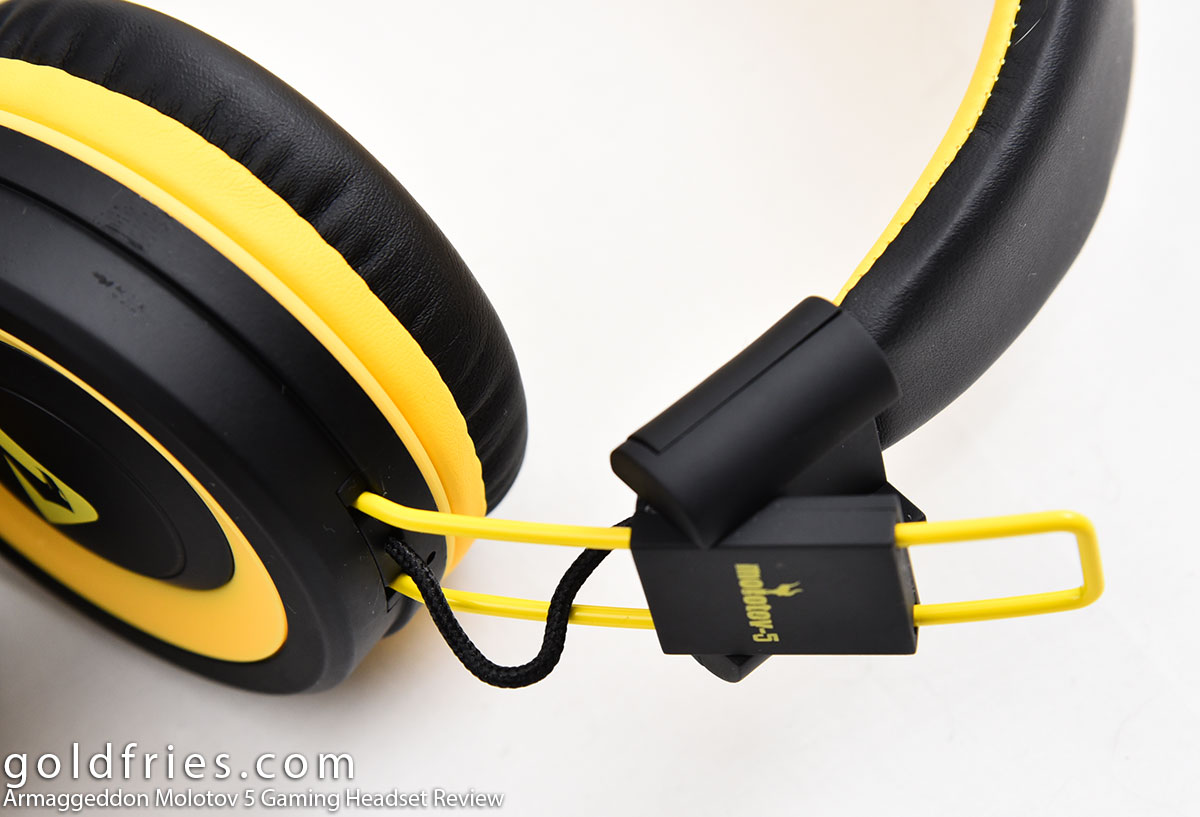 Armaggeddon Molotov 5 Gaming Headset Review