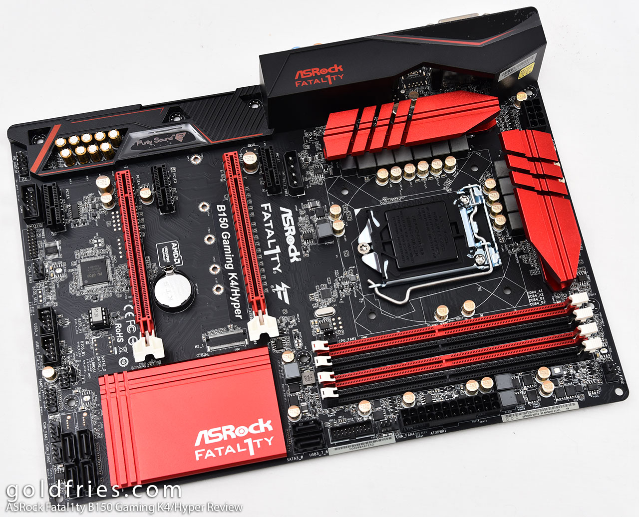 ASRock Fatal1ty B150 Gaming K4 Intel Graphics Treiber