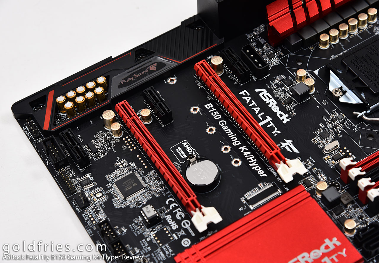 ASRock Fatal1ty B150 Gaming K4/Hyper Motherboard Review