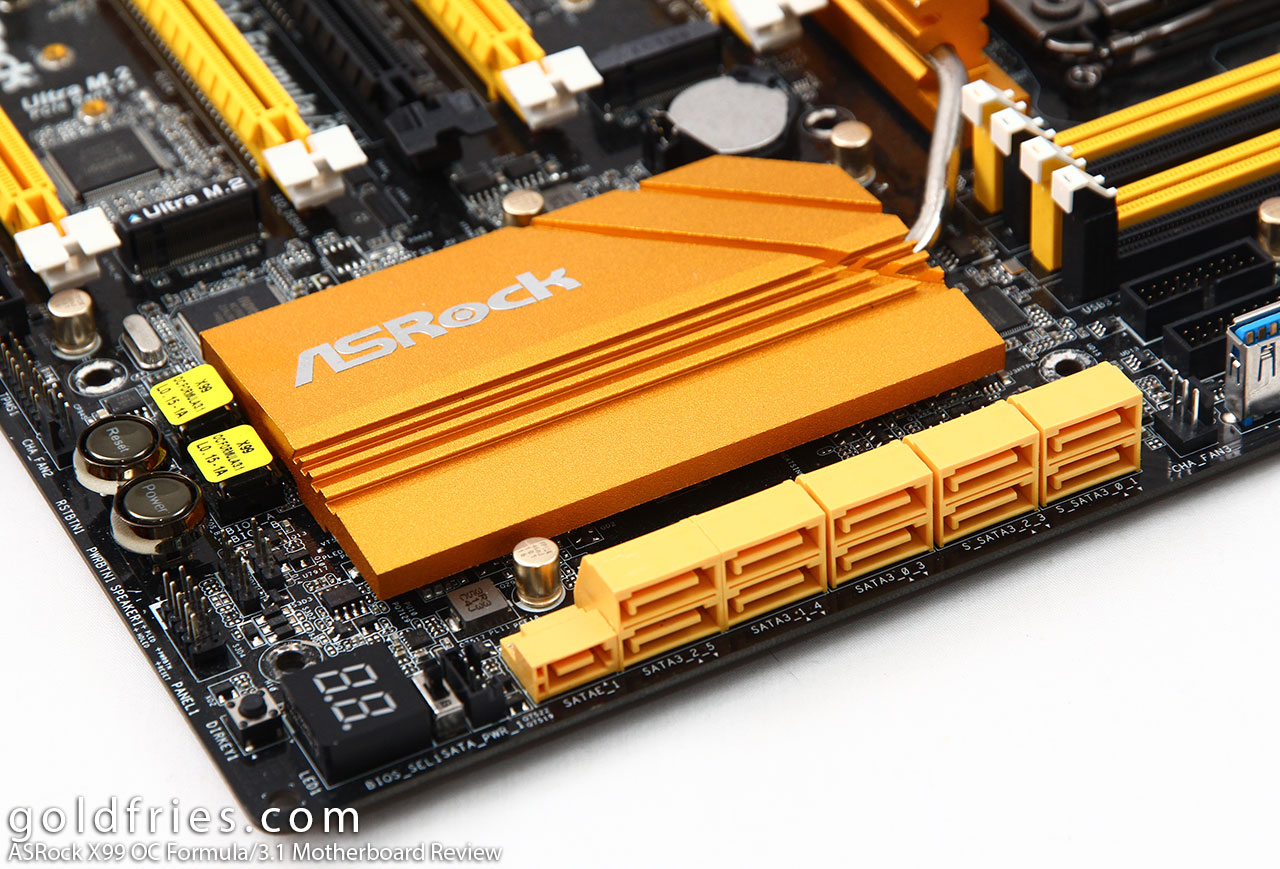 ASRock X99 OC Formula/3.1 Motherboard Review