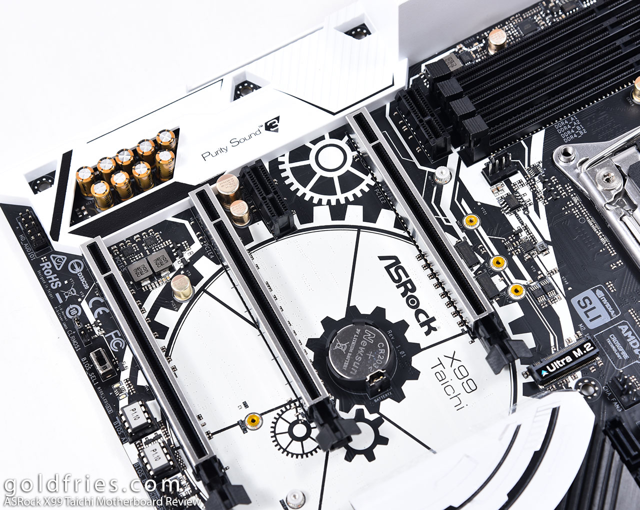 ASRock X99 Taichi Motherboard Review