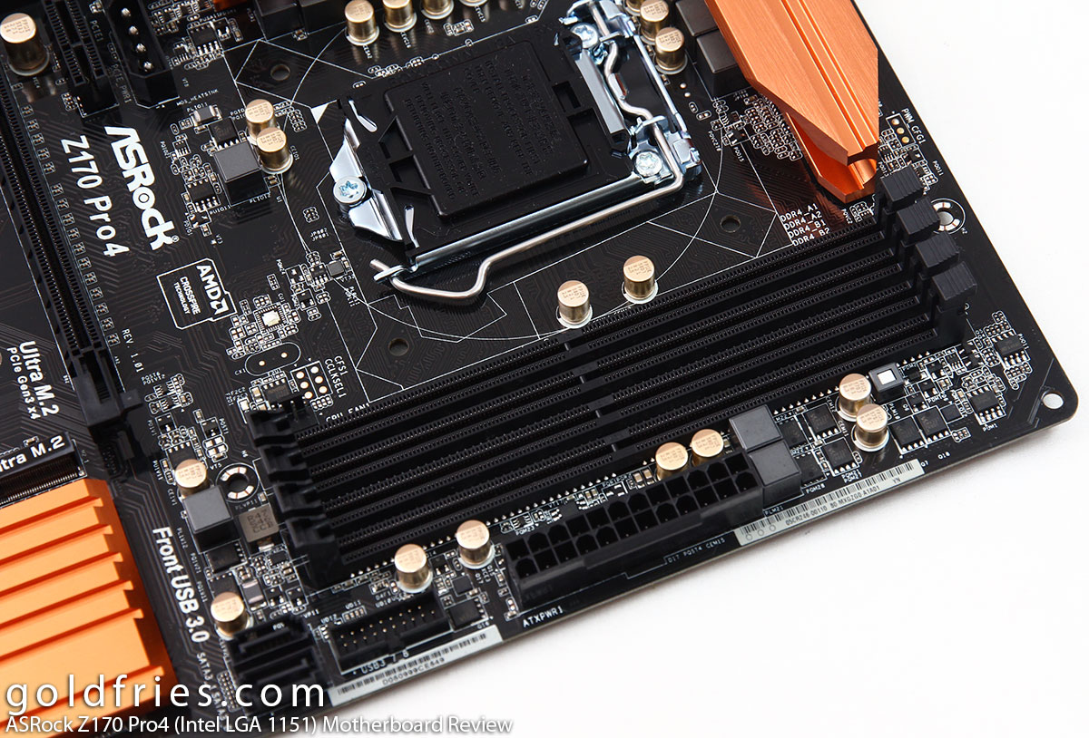 ASRock Z170 Pro4 (Intel LGA 1151) Motherboard Review