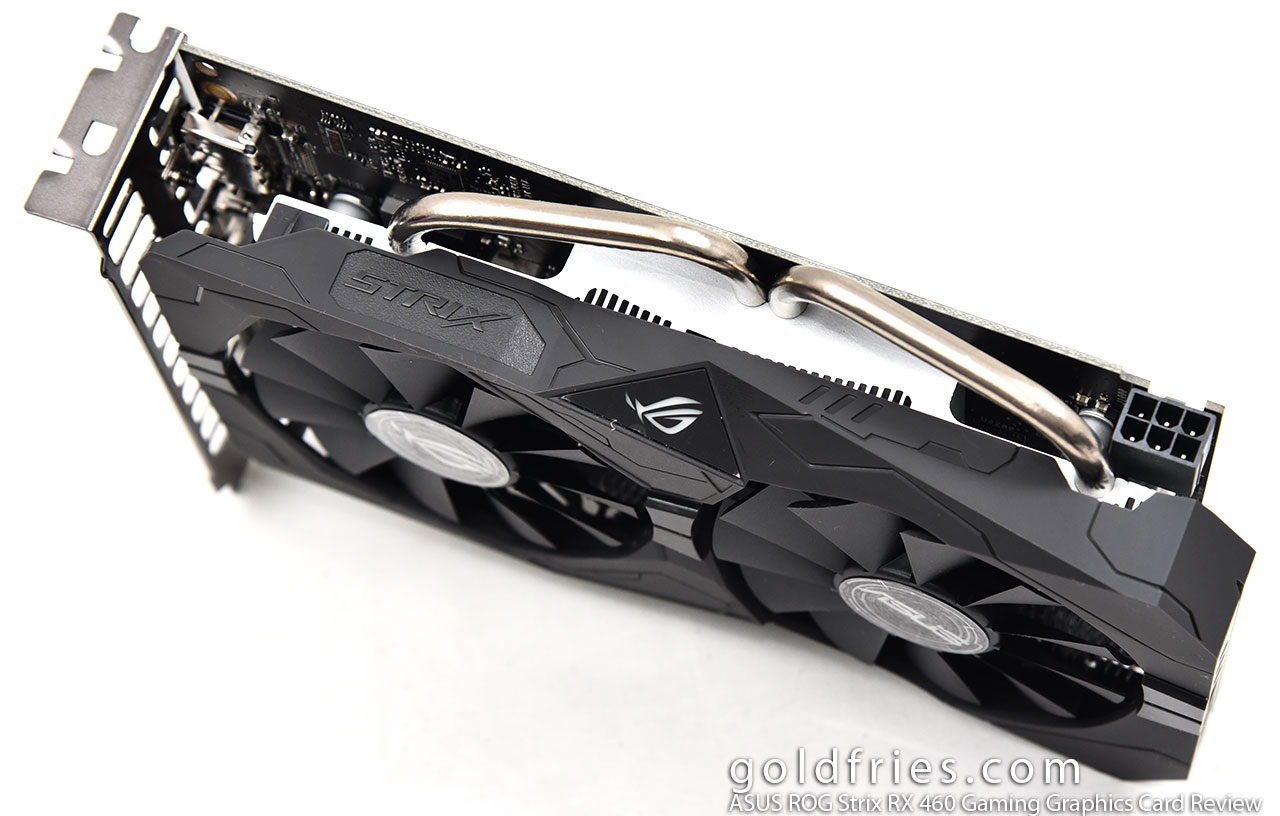 ASUS ROG Strix RX 460 Gaming Graphics Card Review