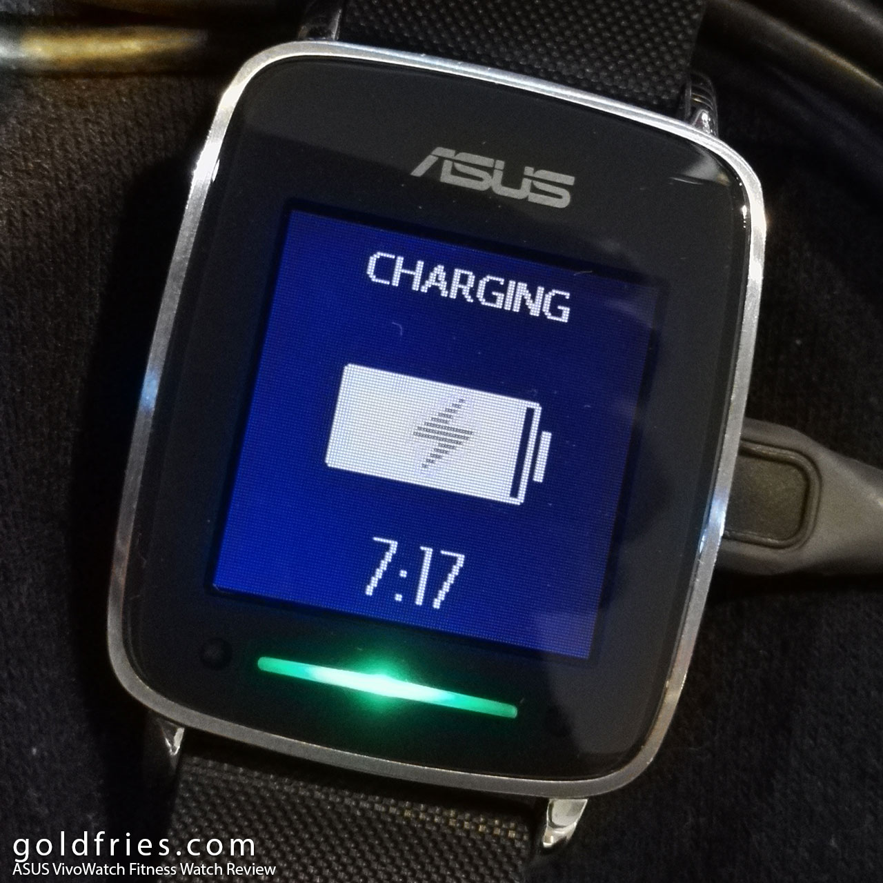 ASUS VivoWatch Fitness Watch Review