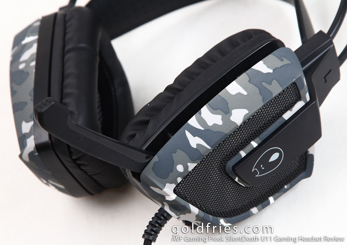 AVF Gaming Freak SilentDeath U11 Gaming Headset Review