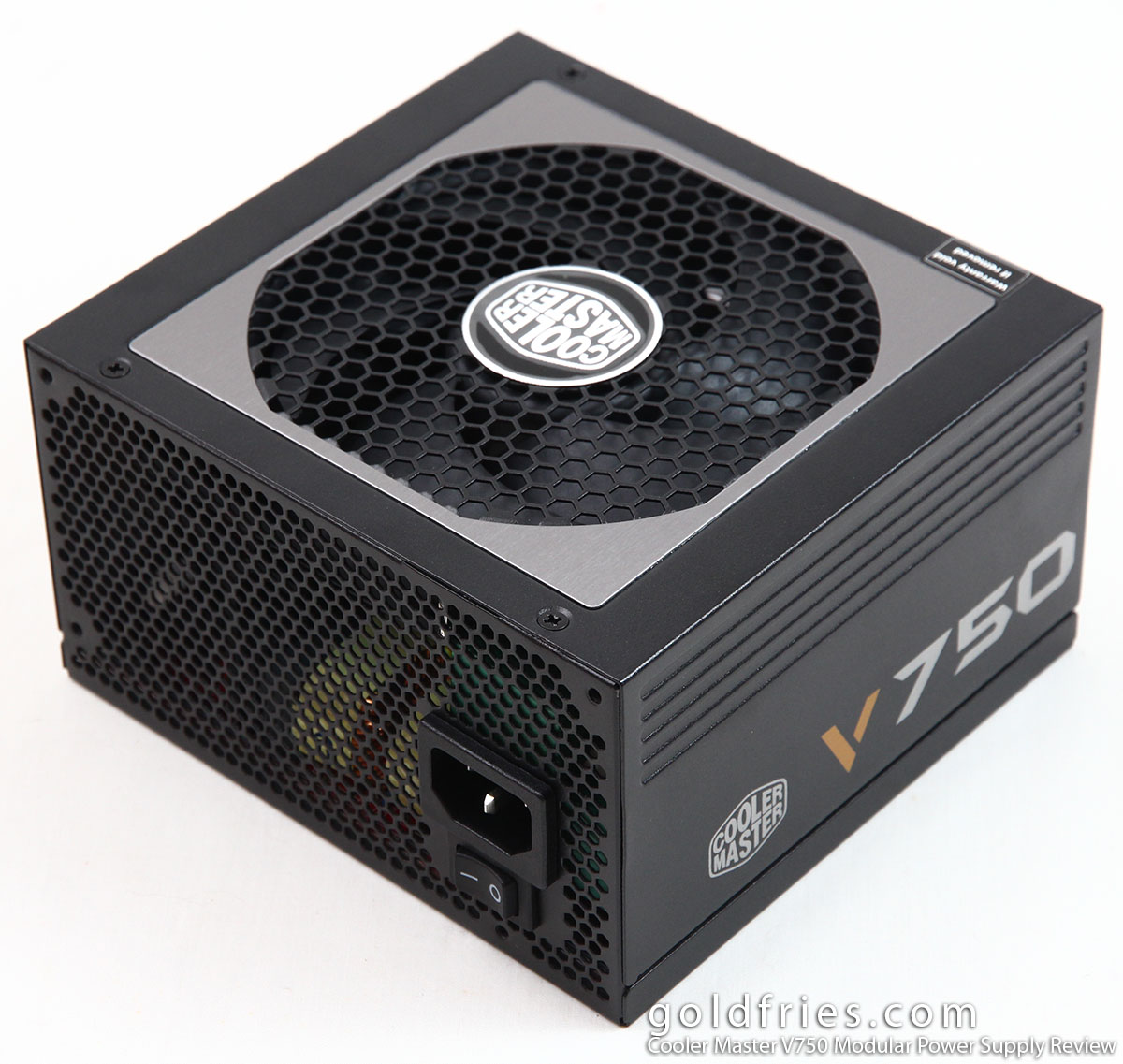 Cooler Master V750 Modular Power Supply Review