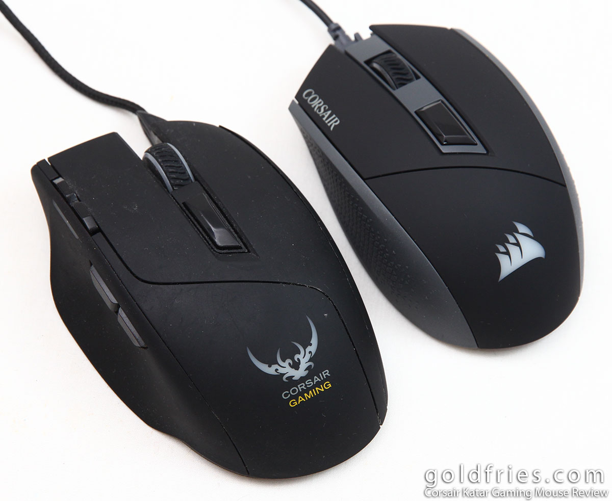 Corsair KATAR Mouse Windows 8