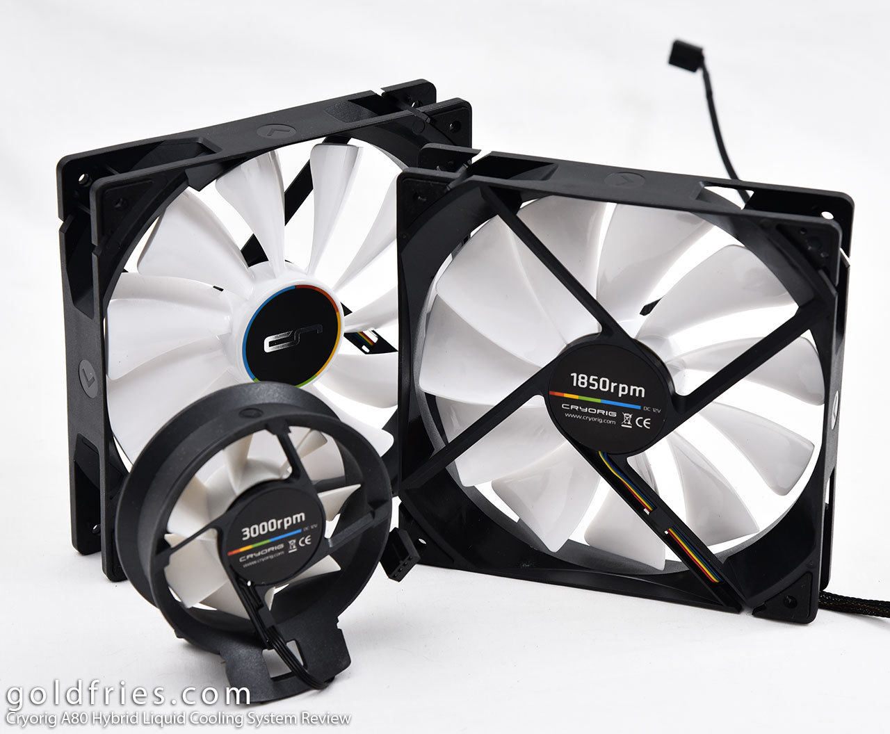 Cryorig A80 Hybrid Liquid Cooling System Review