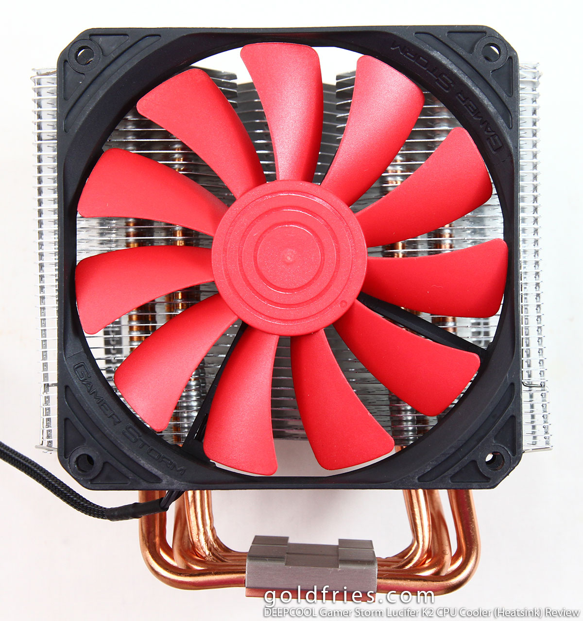 DEEPCOOL Gamer Storm Lucifer K2 CPU Cooler (Heatsink) Review