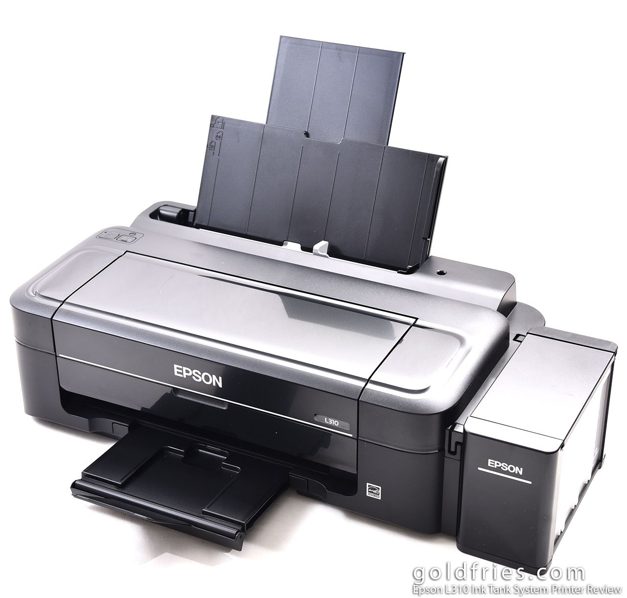 Epson L310 Ink Tank System Printer Review