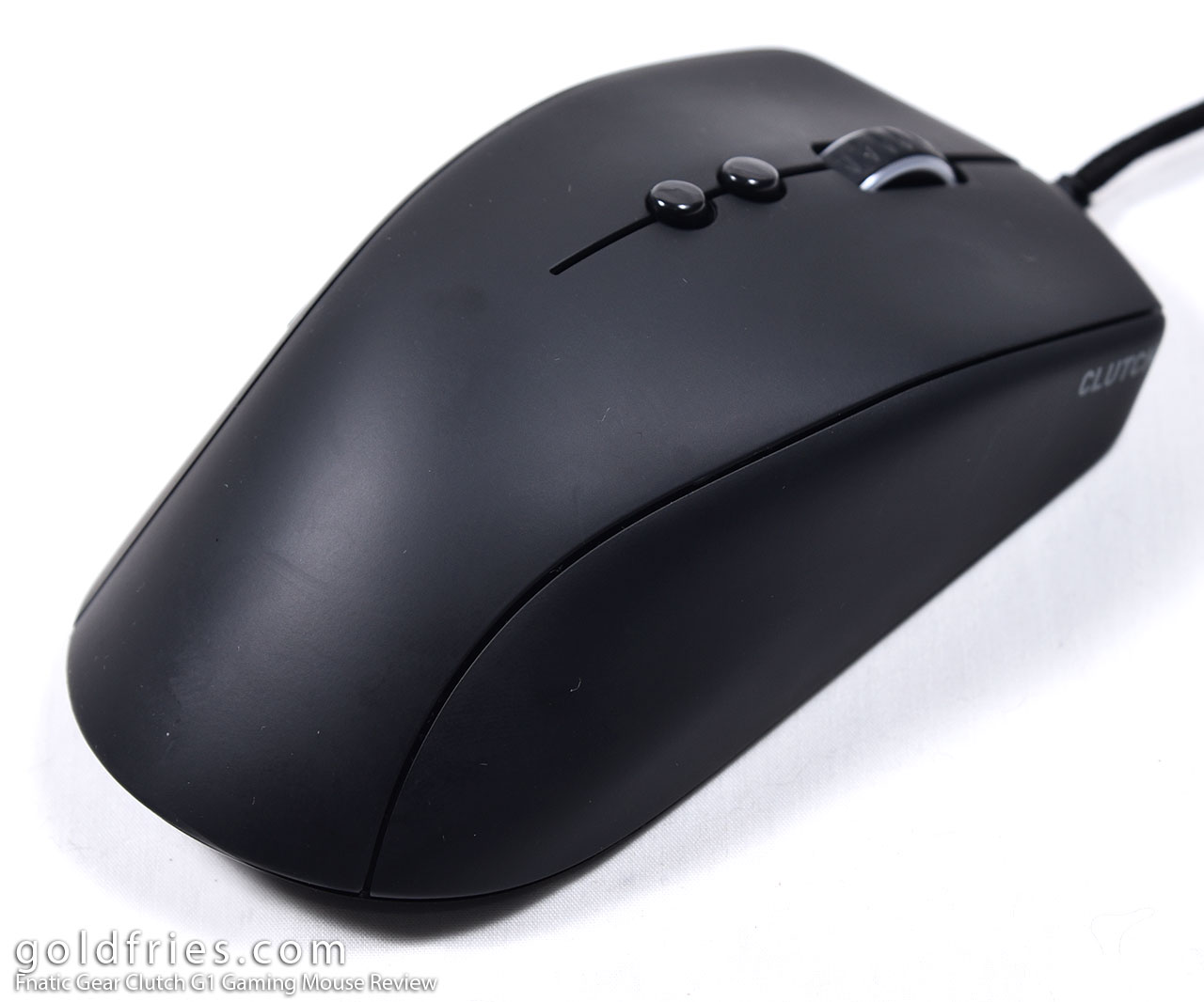 Fnatic Gear Clutch G1 Gaming Mouse Review