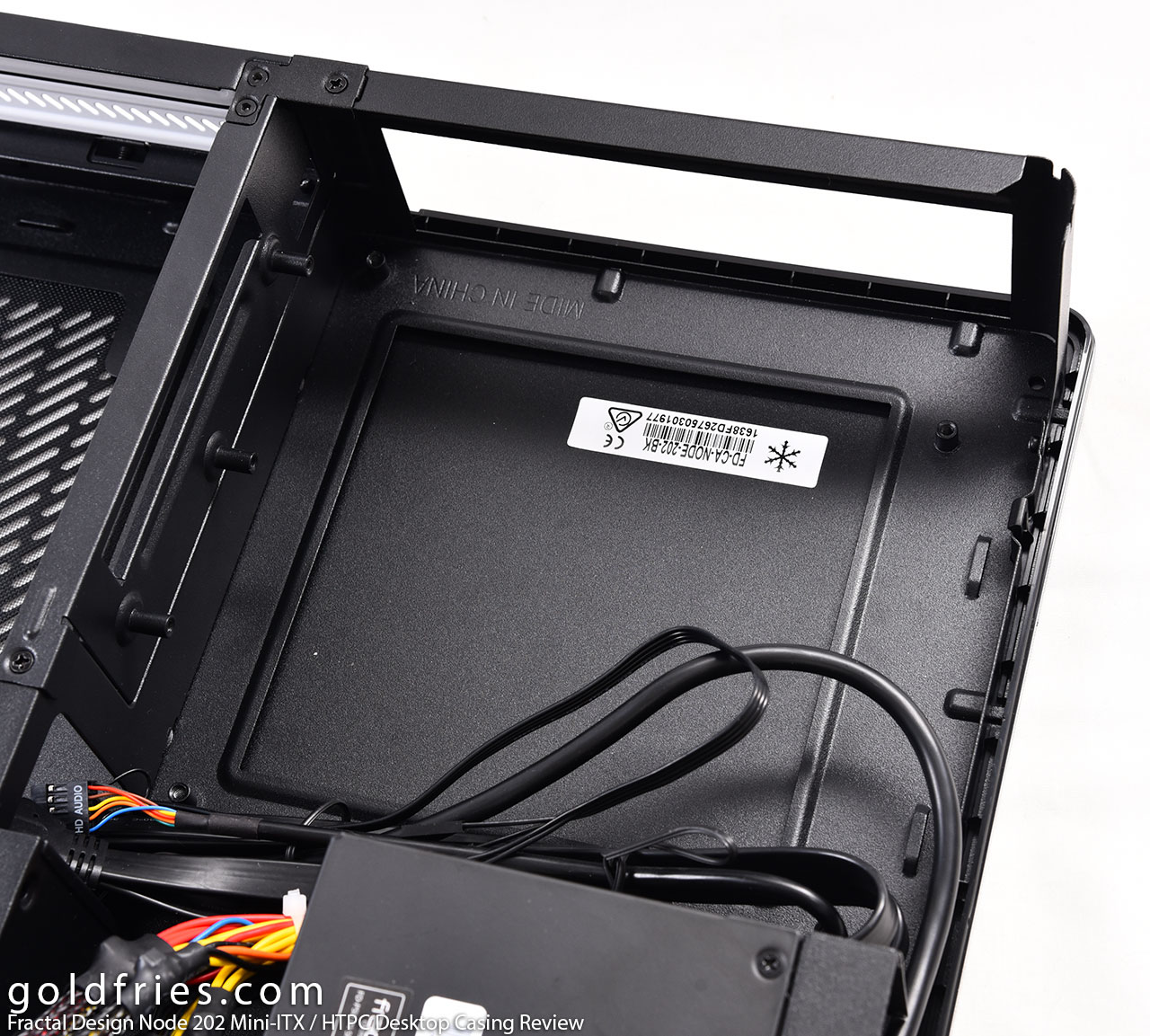 Fractal Design Node 202 Mini-ITX / HTPC Desktop Casing Review