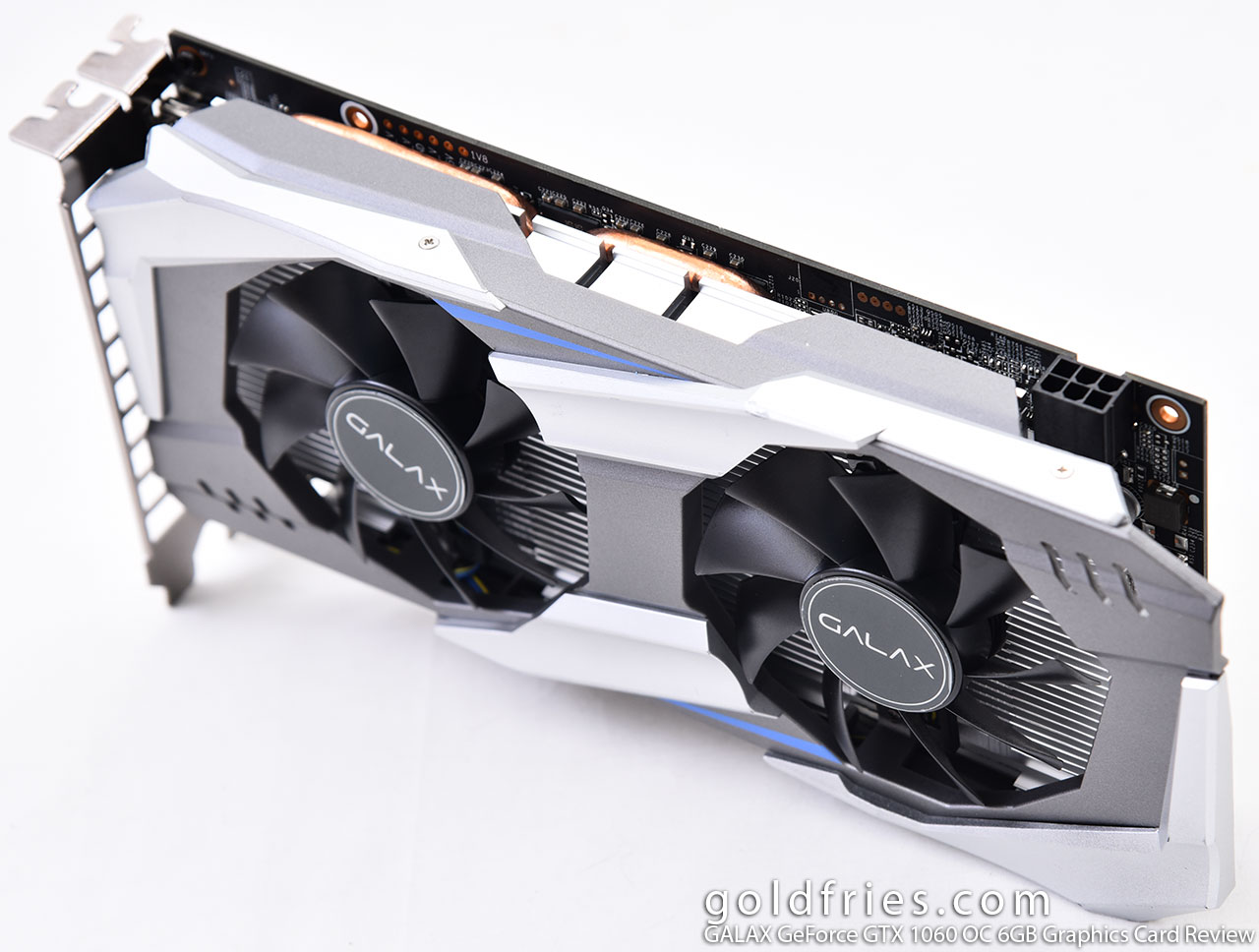 GALAX GeForce GTX 1060 OC 6GBGraphics Card Review
