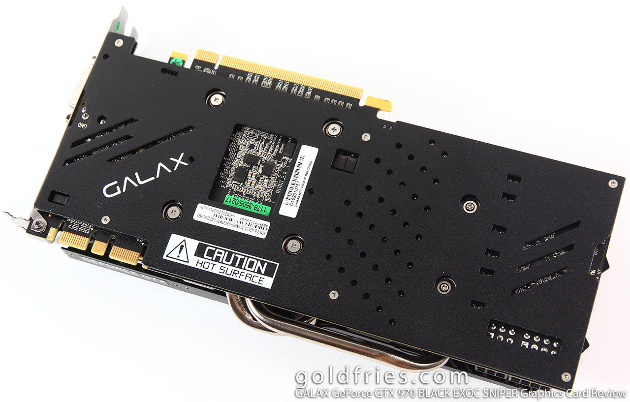 GALAX GeForce GTX 970 BLACK EXOC SNIPER Graphics Card Review