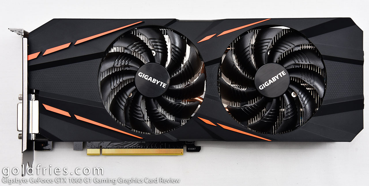 Gigabyte GeForce GTX 1060 G1 Gaming Graphics Card Review