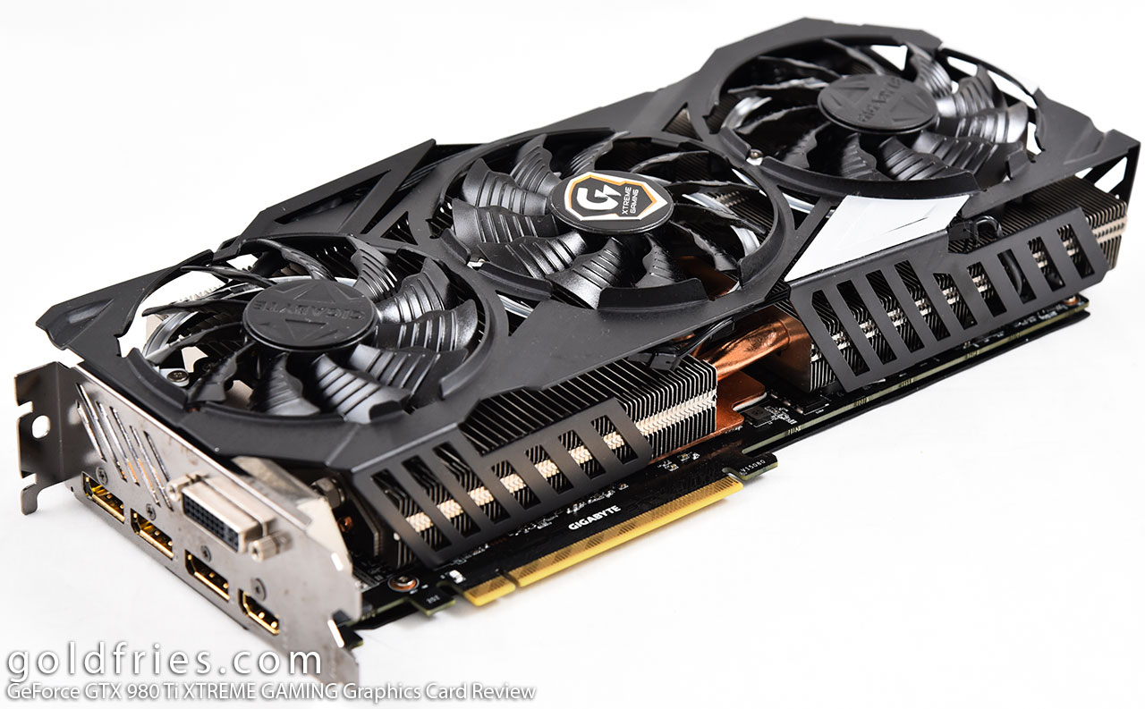 Gigabyte GeForce GTX 980 Ti XTREME GAMING Graphics Card Review