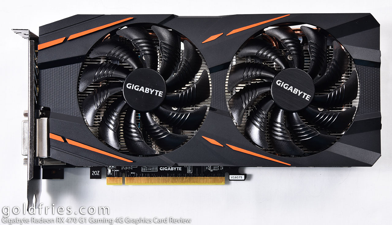 Gigabyte Radeon RX 470 G1 Gaming 4G Graphics Card Review