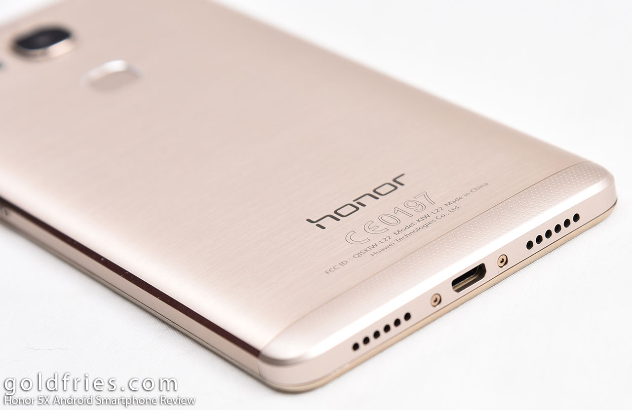 Honor 5X Android Smartphone Review