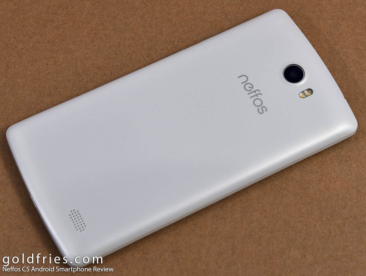 Neffos C5 Android Smartphone Review